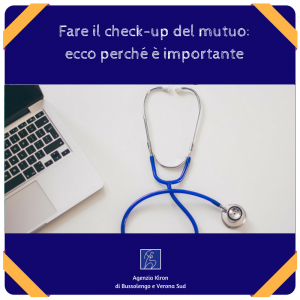 Fare un check-up al mutuo