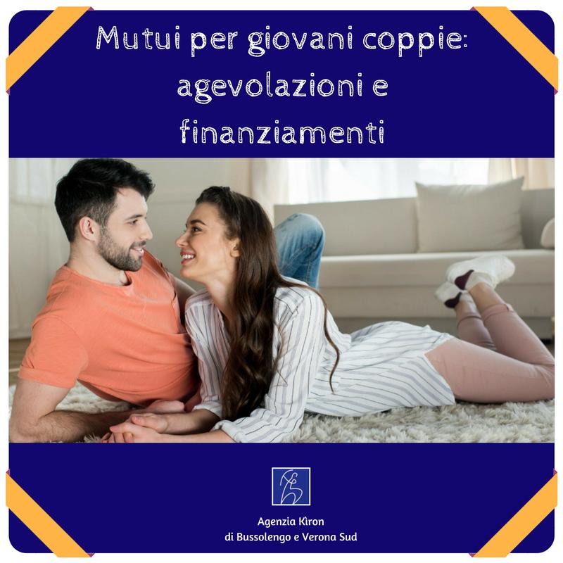 Mutui per giovani coppie agevolazioni e finanziamenti